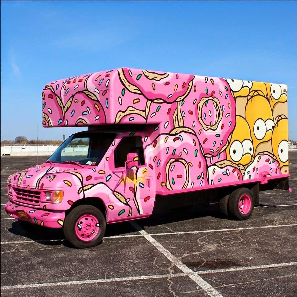homer-donut-truck